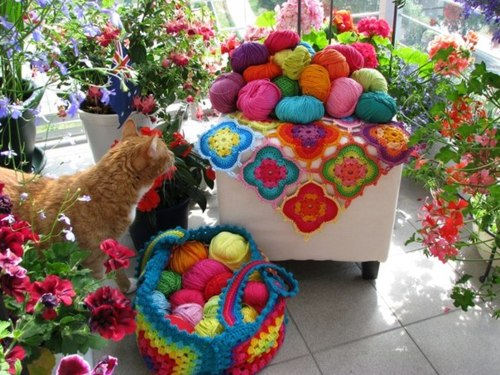 Cats and Crochet